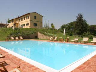 Spacious Villa Surrounded by Tuscan Vineyards - Fattoria Capponi - Dolce, Montopoli in Val d'Arno