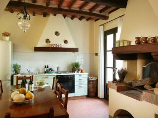 Tuscany Villa Rental - Fattoria Capponi - Valentino, Montopoli in Val d'Arno