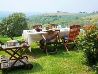 Tuscany Villa to Rent - La Novizia