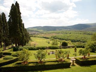 Beautiful Historic Villa Near Monteriggioni in Tuscany - Monteriggioni - La Villa