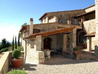 Apartment on a Chianti Wine Estate - Rosso 7, Montefiridolfi