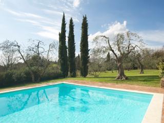 Luxury Tuscan Villa with Pool For Rent - Villa della Stemma