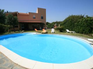 Sardinian Villa with Private Pool - Villa Sabbia