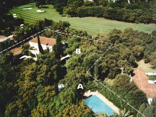 Villa in Andalucía on a Golf Course - Villa Sotogrande