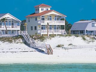 5 Bedroom Oceanside Beach House with Panoramic Loft Views, Panama City Beach