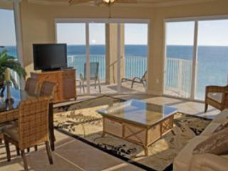 Beautiful Wrap Around Balcony Surrounds 3 Bedroom at Tidewater, Panama City Beach