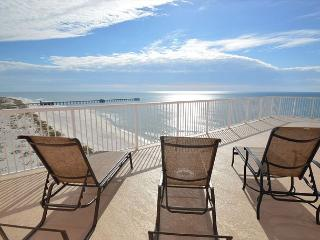 Royal Palms 1403 ~Penthouse with Wraparound Balcony~Bender Vacation Rentals, Gulf Shores
