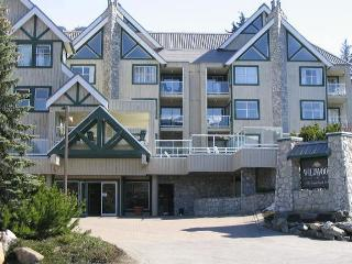 Private end unit with Mt view, big hot tub in lodge,free parking/internet, Whistler