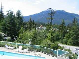 Good family condo close to upper village with hot tub, free parking, wifi