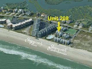 208 Shipwatch TH - 3BR Ocean View Townhome in North Topsail Beach with Community