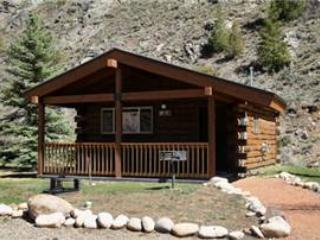 Comfortable and Clean 1 BR Cabin at Three Rivers Resort in Almont (#30)