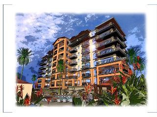 Beachfront 5th floor Ocean View Luxury Condo, 32' LCD,King,Queen,Downtown!, Jaco