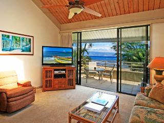 Unit 40 Ocean Front Deluxe 2 Bedroom Condo, Lahaina