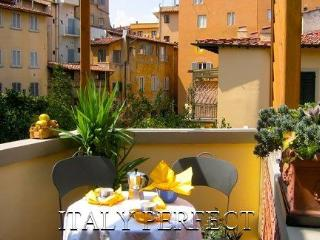 Perfect Charming-Ponte Vecchio-Terrace-A++Reviews, Florencia