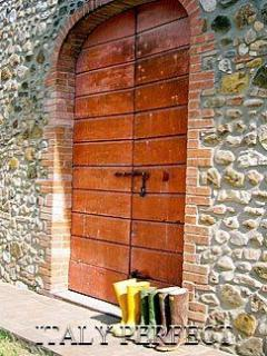 Cellar at Casa Rossa for wine storage