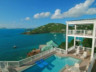 Colibri: Amazing Views! Sun-Drenched Pool Deck!, St. John