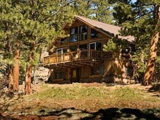 Ponderosa Lodge Front