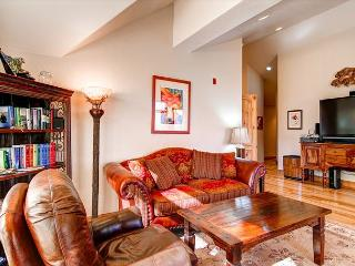 Mt. Victoria Lodge Living Room Frisco Luxury Lodging