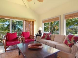 Regency Villas 221 - Spacious 4 bed / 3 bath condo, top of the line furnishings, amenities and AC, Poipu
