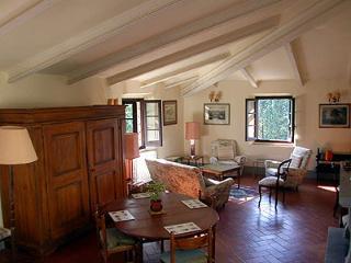 Villa Alzato-Granaio, San Pancrazio