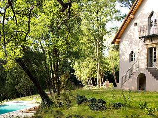 Villa Wood - Beautiful, unique villa in the Pisan countryside