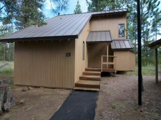 Cluster Cabin 19, Sunriver