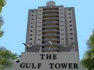 Gulf Tower 8C ~ Cozy Beachfront Condo, Gulf Shores