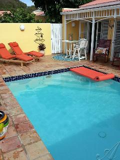 Your own private pool to enjoy!