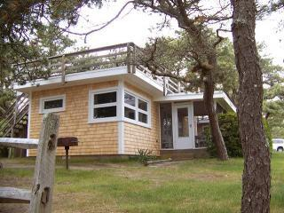 Surf Rider Cottage at Surf Side - Roof-top Deck - Walk to ocean beach, location de vacances à Wellfleet