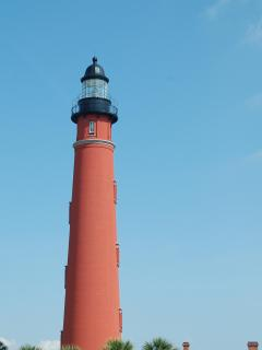 Ponce Light House is a favorite destination while you are in Daytona.
