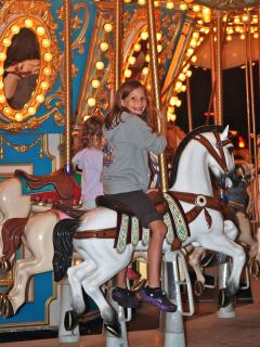 Famous Chincoteague Pony Swim + Pony Round-Up Firemen's Carnival every July