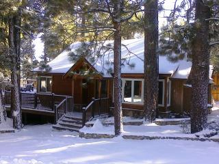 Pine Rock Cabin, Pool Table, Walk to Slopes/Golf, Moonridge
