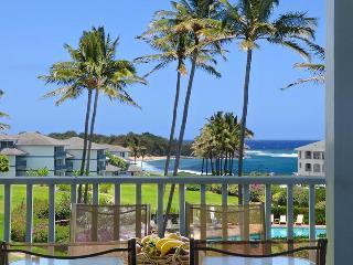 Poipu Sands 124 - Amazing Oceanview Luxury 2BR/2BA