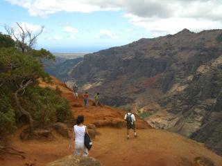Hike Waimea Canyon, the 'grand canyon of the pacific'