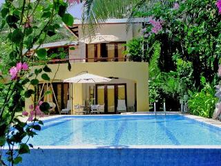 TripAdvisor's Top Vacation Rental Home in Manuel Antonio. Right ON the Beach.