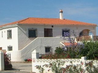 Spacious villa with pool in peaceful location, Vera