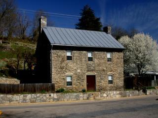 1780 Stone House in Historic Lexington, VA
