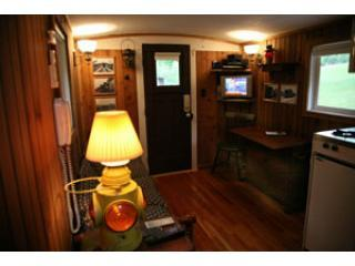 Front room with galley