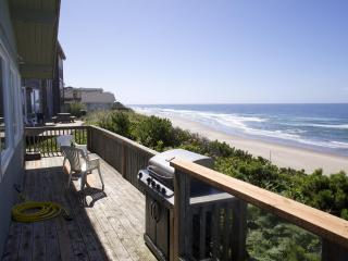 Lincoln City 4 Bedroom Oceanfront Vacation Home