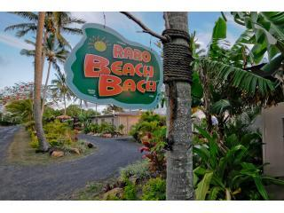 Welcome to Raro Beach Bach!
