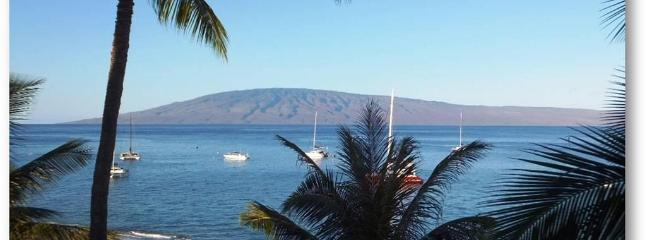 View of Island of Lanai from Whaler 1063