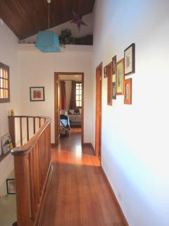 Upstairs hallway!