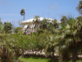 Vista posteriore del Cottage