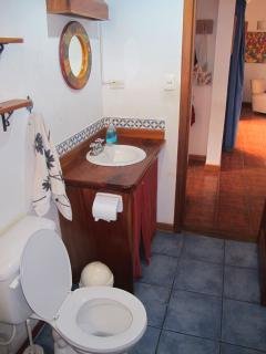 Downstairs toilet/bathroom