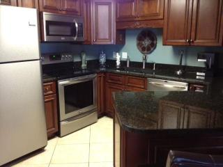 Kitchen with new Cabinets, Granite Countertops, Stainless Appliances