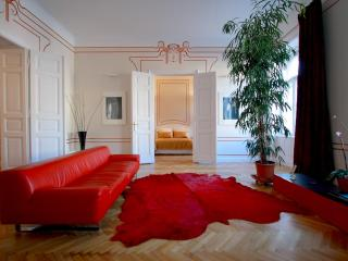 Erzsebet Royal Suite, Jugendstil, 135 sqm, WiFi AC