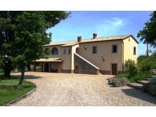 Villa apartment.Orvieto-Umbria ,Views Bolsena Lake
