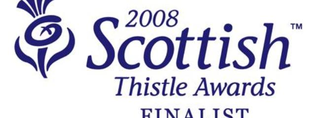 2008 Scottish Thistle Award: Finalist for 'Customer Care'