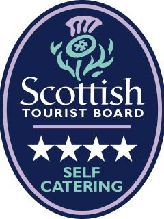 4* Award by the Scottish Tourist Board