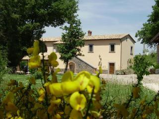 LaPorcilaia - Villa apartment.Orvieto-Umbria ,Views Bolsena Lake